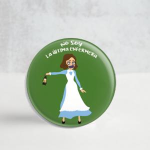 Chapa – Florence Nightingale NO SOY LA ÚLTIMA ENFERMERA