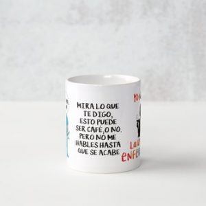 Taza Personalizada – Cafe
